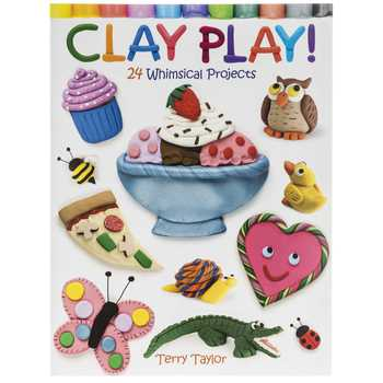 Clay Play Craft Book